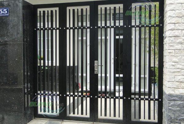 Cửa sắt ND06