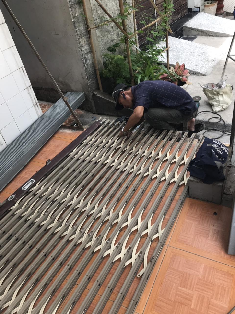 Dịch vụ sửa cửa kéo uy tín chất lượng