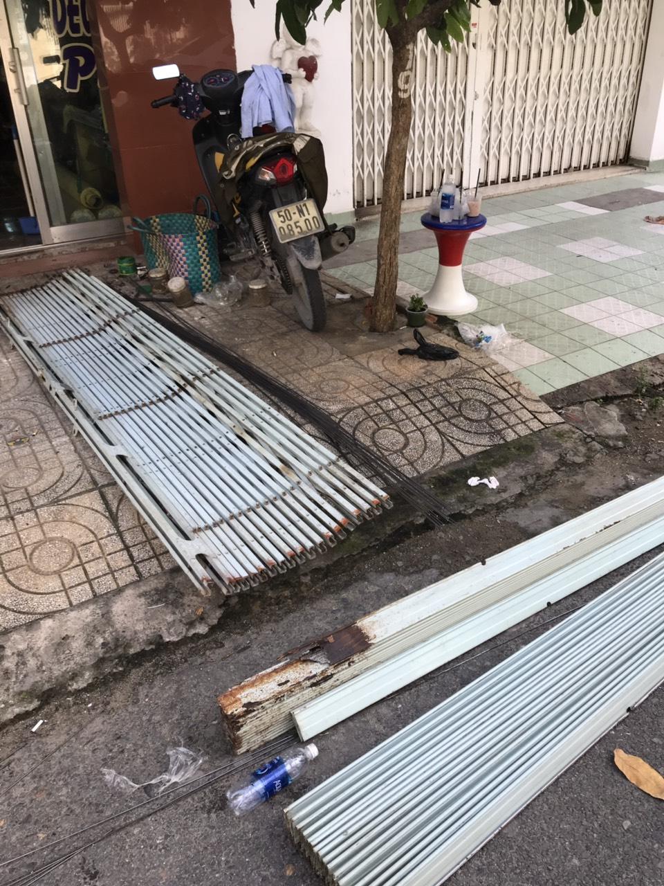 Xuân 2020 đang về ngày cuối năm cho sửa cửa sắt tại nhà