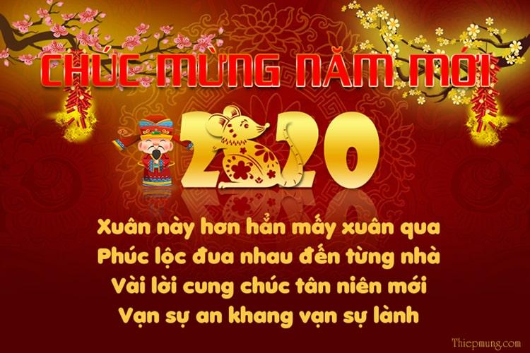 Cơ khí nguyễn danh chúc mừng năm mới 2020